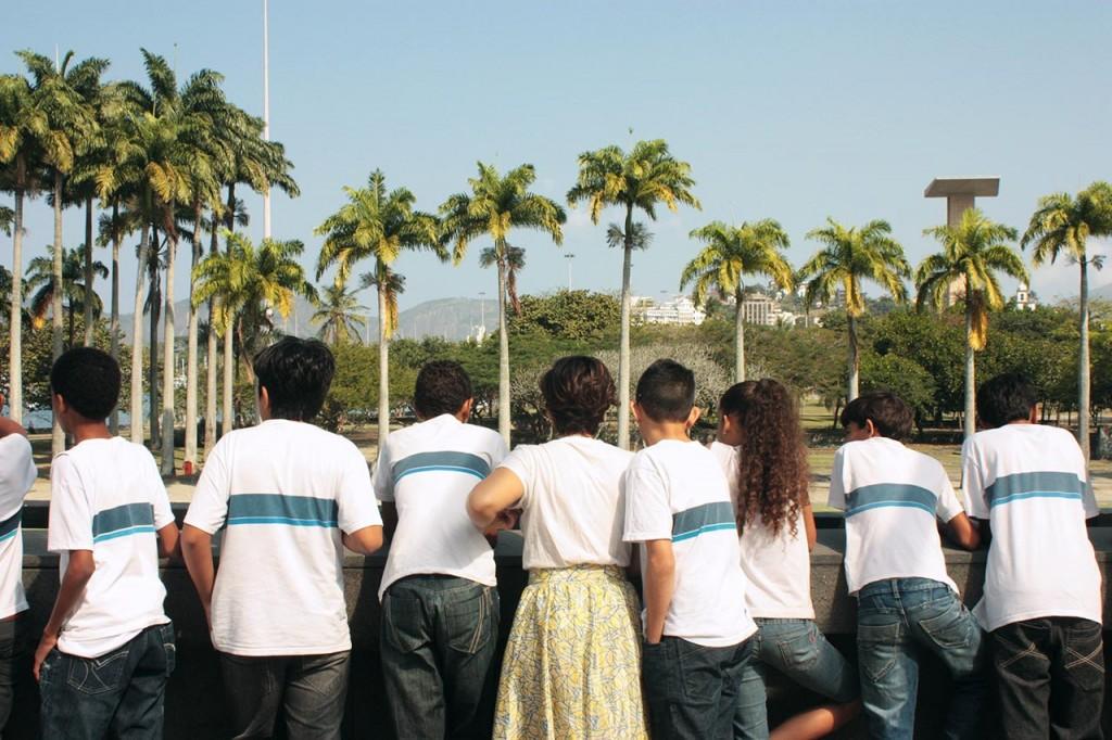 Group Visit: Municipal School Bento do Amaral Coutinho